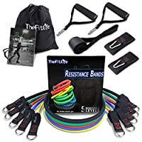 TheFitLife Exercise and Resistance Bands Set - great for warmups and training bodyweight exercises