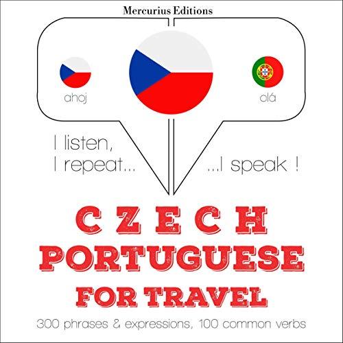 Czech - Portuguese. For travel cover art