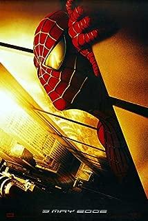 spider man movie poster 2002
