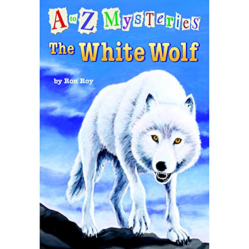 A to Z Mysteries: The White Wolf                   By:                                                                                                                                 Ron Roy                               Narrated by:                                                                                                                                 David Pittu                      Length: 1 hr and 2 mins     25 ratings     Overall 4.6
