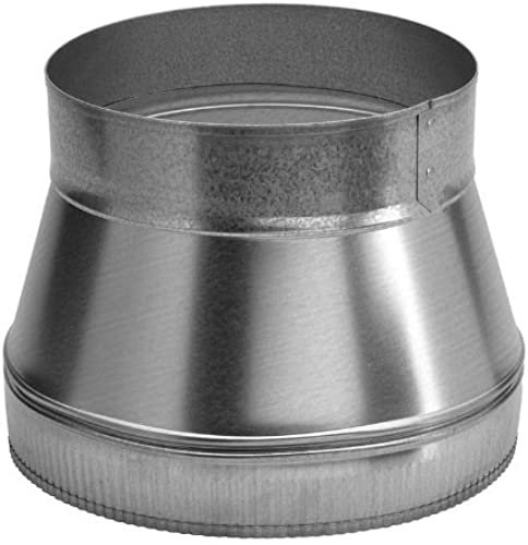 Broan 414 8 to 10 Round Duct Transition, NA by Broan
