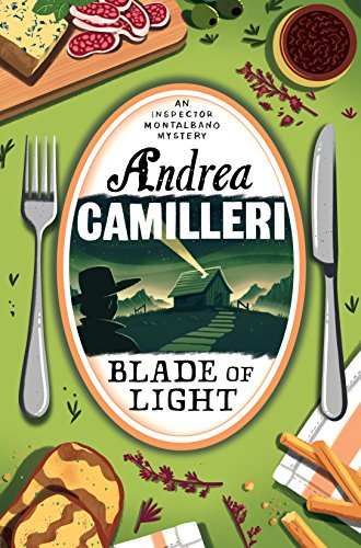Blade of Light (The Inspector Montalbano Mysteries Book 19) (English Edition)