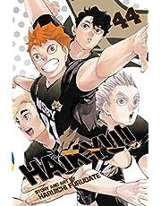 Haikyu!!, Vol. 44, 44