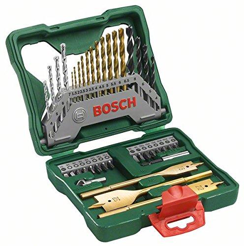 Bosch 40tlg. X-Line Titanium-Bohrer- und Schrauber-Set