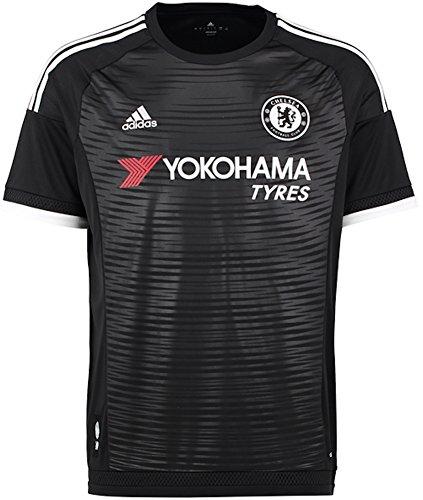 adidas Chelsea FC 3rd Jersey (XS) Black