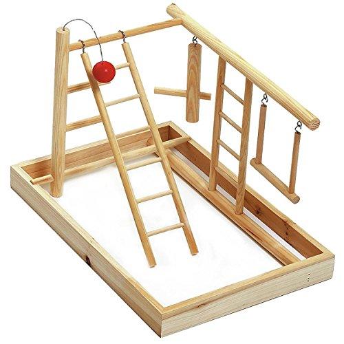 Karlie Spielplatz Holz L: 35 cm B: 25 cm H: 27 cm