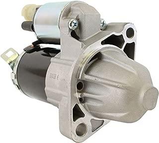 DB Electrical SMT0288 Starter For Honda Accord 2.4 2.4L 03 04 05, Element 2.4 2.4L 03 04 05 06 Manual Transmission /06312-RAA-505 31200-RAA-A01 31200-RAA-A010-M3 MHG016