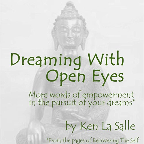 Dreaming with Open Eyes audiobook cover art