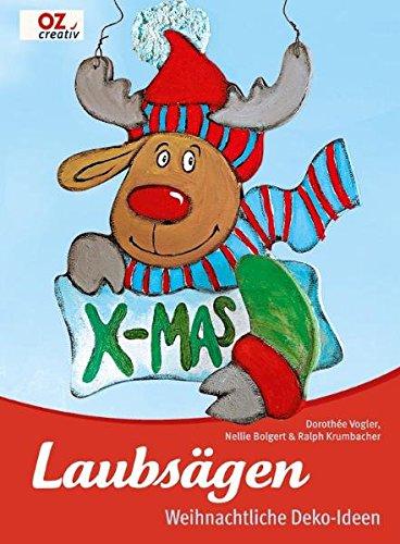 Laubsägen: Weihnachtliche Deko-Ideen