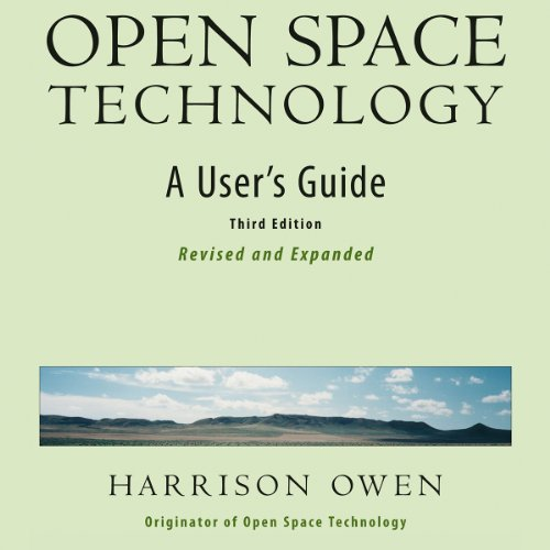 Open Space Technology audiobook cover art