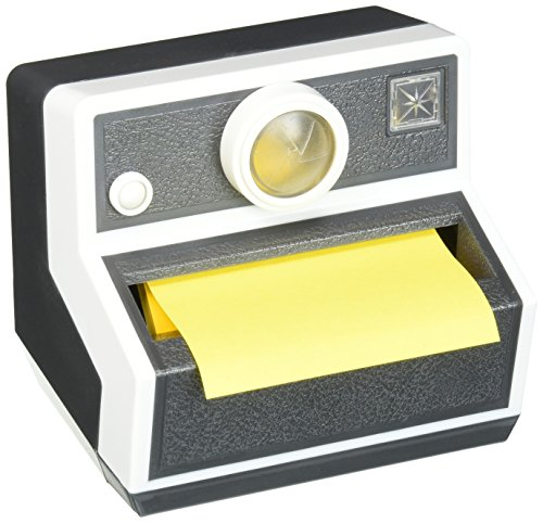 3M Pop-Up Note Dispenser Yellow 45 Sheets/Pad (CAM-330)