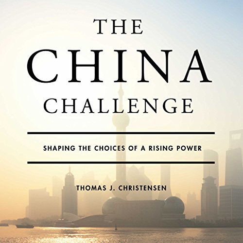 The China Challenge cover art
