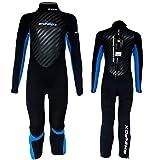 SKINFOX Scout Kinder Full Suit Junior Schwimmanzug Strandanzug UPF 50+ UV-Schutz Neoprenanzug Gr.1-16 -