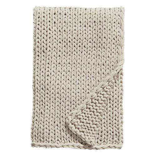 Gebreide Deken, Gezellige Modieuze Elegante Deken Handgemaakte Gehaakte Deken Chunky Throw Blanket Chunky Gebreide Deken Home Decor Sofa Bed Gift