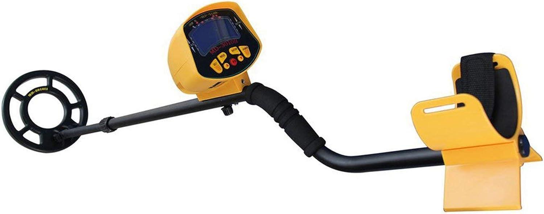 Compra calidad 100% autentica WOSOSYEYO Detector de Metales subterráneos Profundos Pantalla LCD LCD LCD de Alta sensibilidad Hunter Finder  A la venta con descuento del 70%.