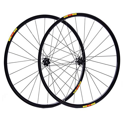 Accesorio de Bicicleta de Ejes de liberación rápid MTB Bike Wheelset 26'/27.5' / 29'Rueda de Bicicleta de la Rueda de Bicicleta de la Rueda de la Pared de la Pared de Doble Pared QR 7-11 Cassette
