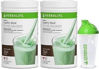 herbalife mint chocolate shake