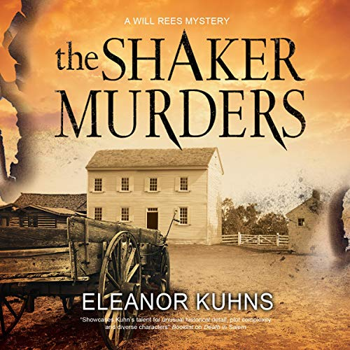The Shaker Murders cover art