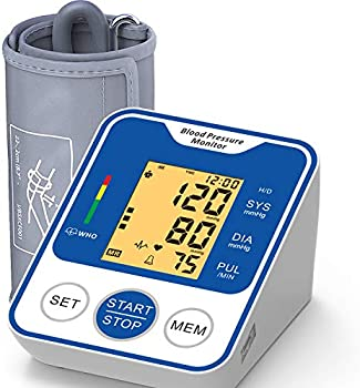 Mosafe Upper Arm Blood Pressure Monitor