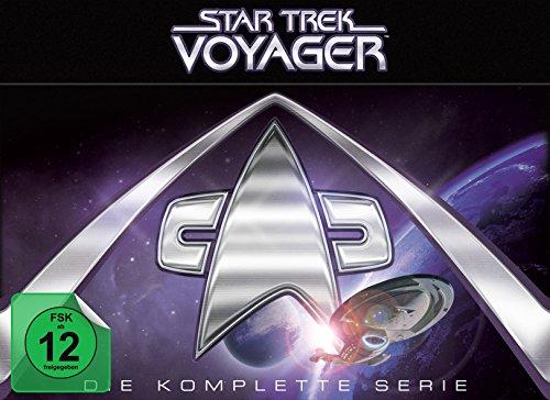 Star Trek - Raumschiff Voyager: Die komplette Serie (48 DVDs)