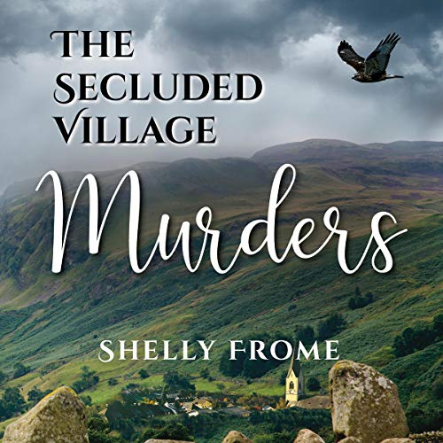 The Secluded Village Murders audiobook cover art