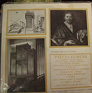 Messe Pour Les Couvents Pieces D'orgue- LP