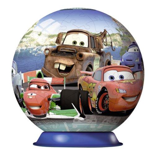Ravensburger 12219 - Disney Cars 2 - 108 Teile puzzleball®