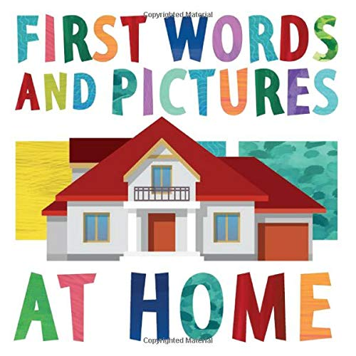AT HOME-BOARD (First Words and Pictures)