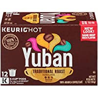 72-Count Yuban Traditional Roast Keurig K Cup Coffee Pods