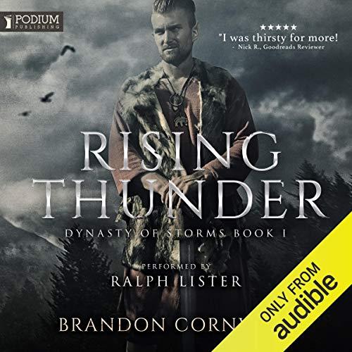 Couverture de Rising Thunder