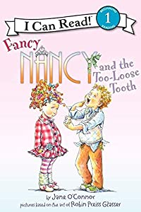 This book called Fancy Nancy and the Too-Loose Tooth is one of the tooth fairy ideas that I used with my daugther.