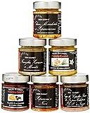Photo Gallery montalbano sughi gourmet miste 6 vasi - 780 g