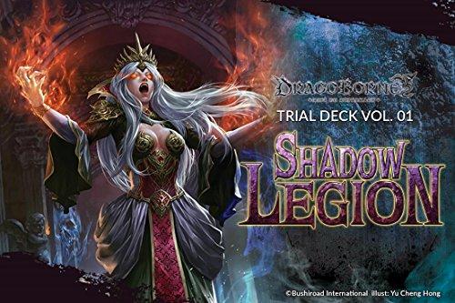 Dragoborne Rise to Supremacy: Shadow Legion Trial Deck