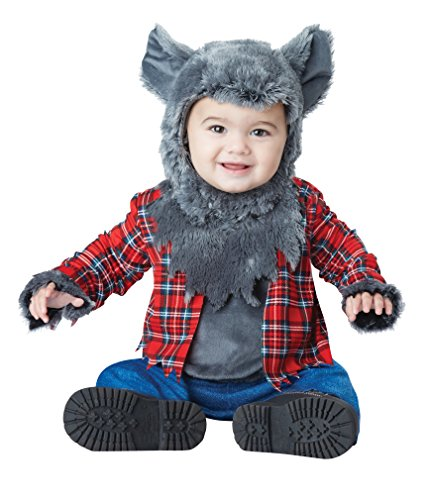 California Costumes Baby Boys' Wittle Werewolf Infant, Multi, 12MO-18MO