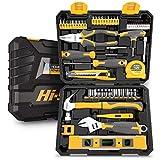 Hi-Spec 55 Piece Home & Garage Tool Kit Set. Full Set of Complete
