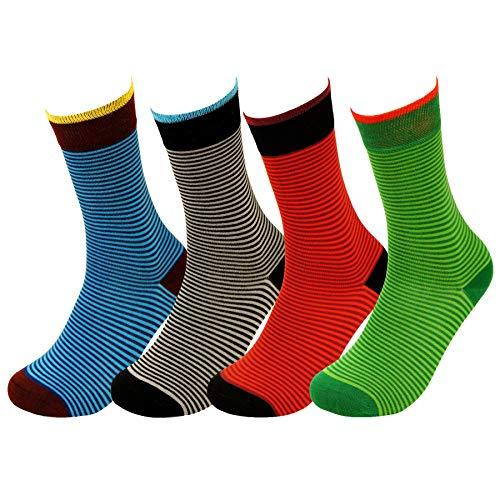 Colorful BAMBOO Socks for MEN WOMEN