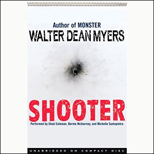 Shooter  audiobook cover art