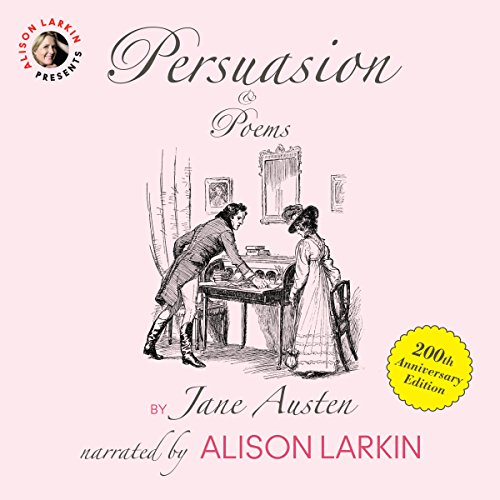 Persuasion and Poems by Jane Austen cover art