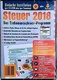Aldi Steuerprogramm 2018 Einkommenssteuer - Steuer 2018 CD -