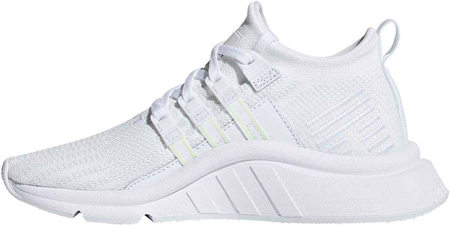 Adidas Originals EQT Equipment Support MID ADV Junior-Turnschuhe B41913 Weiß Gr. 36 (UK 3,5)