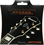 Ibanez Art Core Electric Guitar String Set for Hollow Body Guitars - Light Top/Heavy Bottom