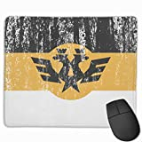 SVVOOD Russian Empire Flag4 Computer Mouse Pad Game Non-Slip Rubber Thick Waterproof High Performance Mouse Pad 9.8' X 11.8'