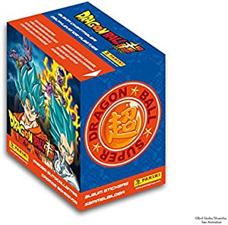 Panini France Its Dragon Ball Super Box of 50, 2407-004