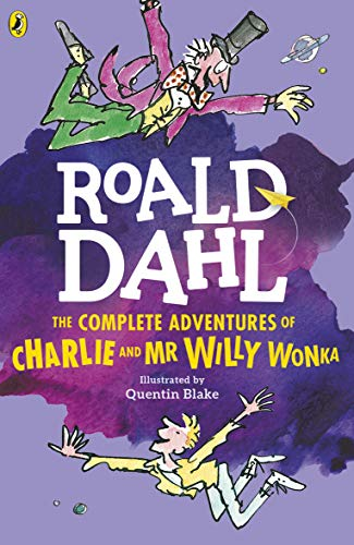 The Complete Adventures of Charlie and Mr Willy Wonka (Dahl Fiction) (English Edition)