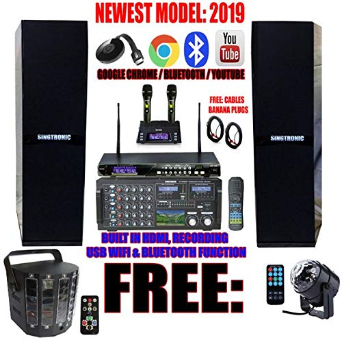 Fantastic Prices! Youtube Karaoke System 3000W