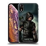 Head Case Designs Officiel Arrow TV Series Saison 4 Posters Coque en Gel Doux Compatible avec iPhone XR