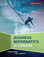 Business Mathematics in Canada, 9th Edition Front Cover