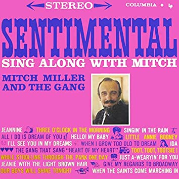 Sentimental Mitch Miller & the Gang - Sentimental Sing Along with Mitch (1960)