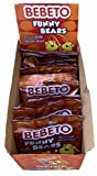 Ositos de goma premium 12 x 80 gramos en caja XXL | Halal Dulces regalo | Sweets Candy | Gomas de fruta para niños | 12 paquetes con 80 gramos cada uno (ositos de gomina)