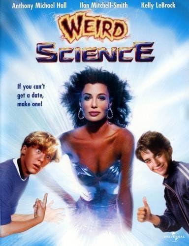 Weird Science Movie Poster